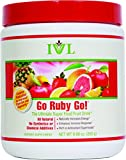 Institute For Vibrant Living Go Ruby Go Nutritional Drink, 8.93 Ounce For Sale