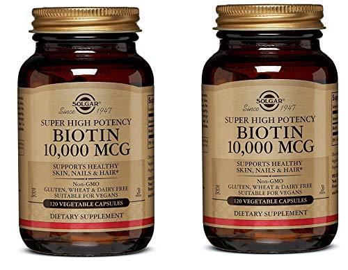 Potency Biotin Non GMO Vegetable Capsules product image