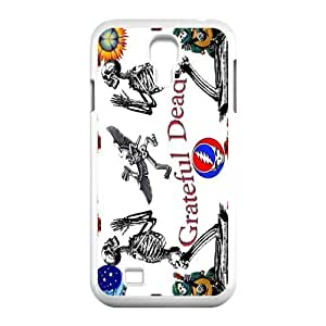 Grateful Dead Design TPU Snap On Back Case For Samsung Galaxy S4 i9500, Cellphone Accessories