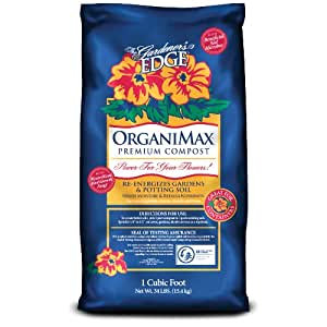 Prestige Marketing 01190 Organimax Premium Compost with Mycorrhiza, 1 Cubic Feet