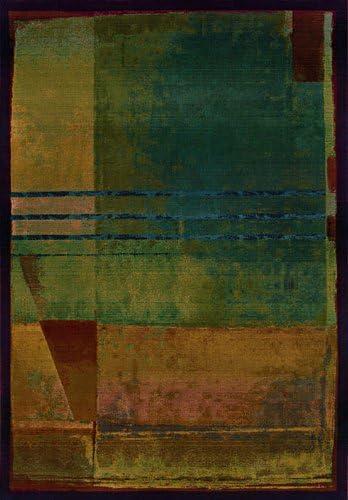 Kharma Ii Collection Woven Rug 890X4 7 10 X 11 0