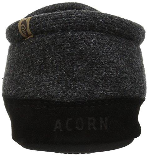 Dark Moc Zapatillas Acorn Charcoal Hombre Carbón para XqaBBxz