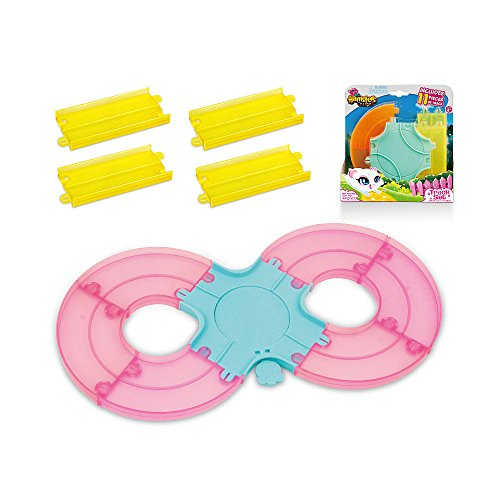 Hamsters in a House Track Set (3 Pack) (Hamsters In A House Playset Ultimate House)