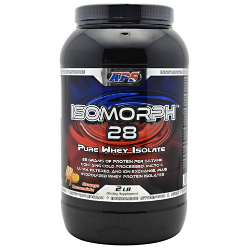 APS Nutrition IsoMorph 28 Orange Creamsicle - 2 lb (Aps Whey)