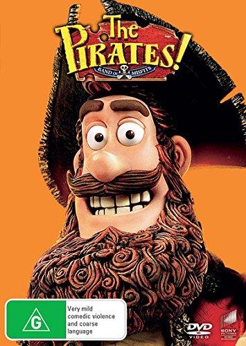Amazon Com Pirates The Band Of Misfits Big Face Movies Tv