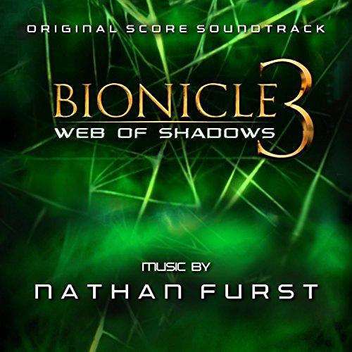 Bionicle 3: Web of Shadows (Original Score) ()
