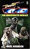 The Underwater Menace, Nigel Robinson, 0426203267