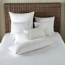 Rose Feather 20/80 White Goose Down and Feather Bed Pillow Insert (Standard 20x26 inch)