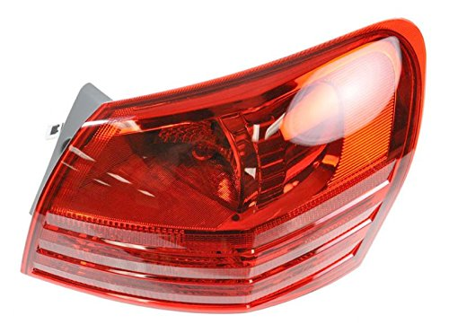 Rear Outer Taillight Taillamp Brake Right RH Passenger for 08-13 Nissan Rogue