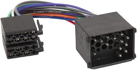 Autoleads Pc2 05 4 Autoradio Adapter Für Bmw Modelle Auto