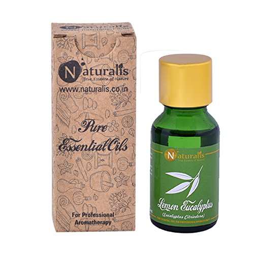 Naturalis 100% Pure Lemon Eucalyptus Essential Oil - 15ml ()
