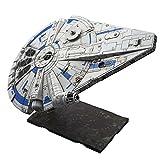 Bandai Hobby Star Wars 1/144 Plastic Model Millennium Falcon (Lando Calrissian Ver.) Solo: A Star Wars Story