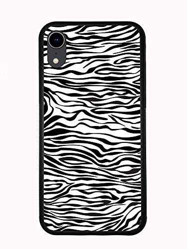 - Zebra Print for iPhone XR 6.1 2018 Case Cover by Atomic Market