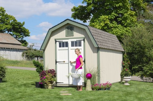 Diy Outdoor Shed - 5