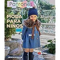 Revista patrones infantiles nº 11, Patrones de costura