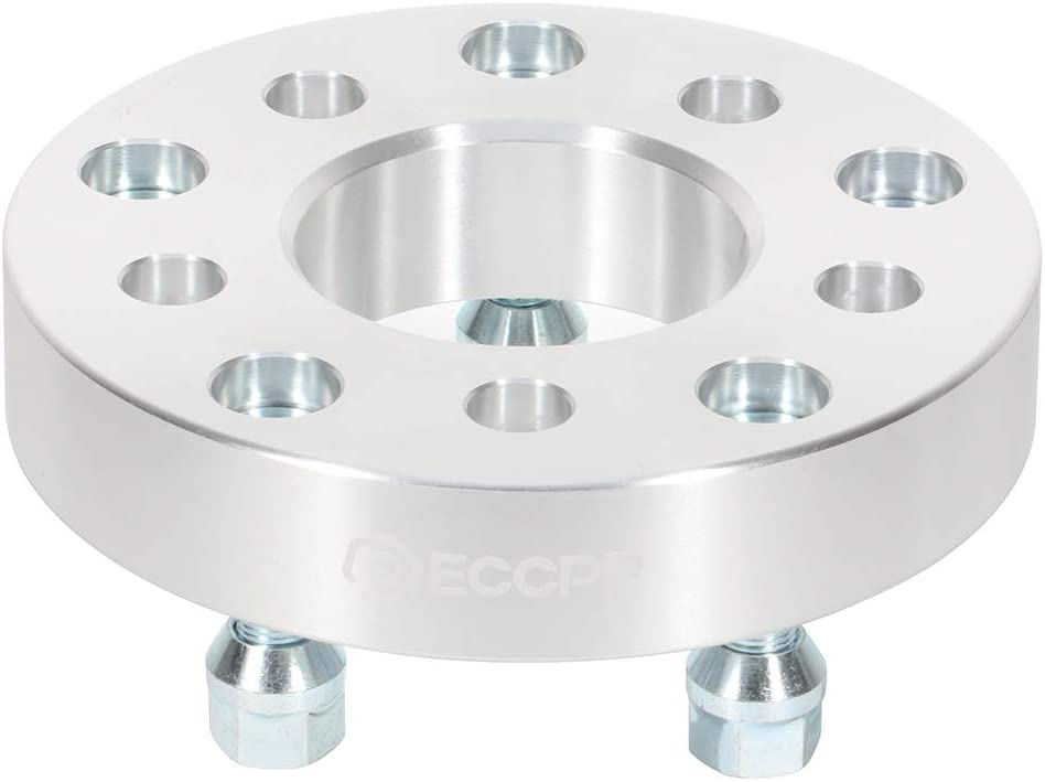 1986-1992 Jeep Comanche 5x4.5 to 5x5 Replacement Compatible with XJ 1980-2001 Jeep Cherokee MJ ROADFAR 5x4.5 to 5x5 Wheel Spacer,ECCPP 5 Lug Wheel Spacers Adapters 4PCS 1.25 32mm