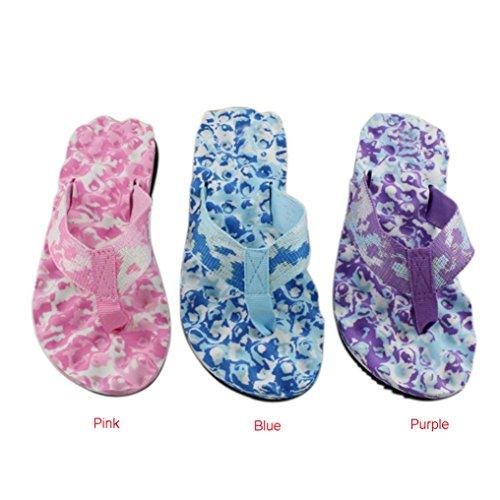 Chaussures Tongs Pantoufle de Bleu Sandales de et Rawdah Tongs Bain Camouflage Été Pantoufles Flip Pantoufles Femme Summer Intérieure Beach Platform Extérieure Chaussons Flops fw0qSn8v