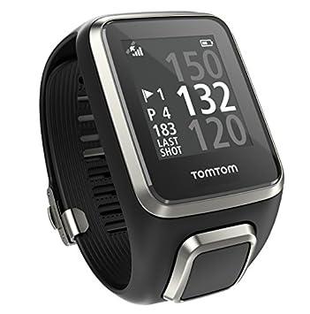 TomTom Golfer 2 Reloj de Pulsera GPS, Hombre, Negro, L: Amazon.es: Electrónica
