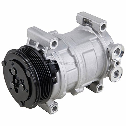 Brand New Premium Quality AC Compressor & A/C Clutch For GM Chevy Truck Van SUV - BuyAutoParts 60-00971NA New (Ac Compressor Sonoma)