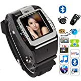 "Generic New N388 Unlocked 1.4"" Touch Screen Watch Mobile Phone Adjustable Band Cell phone"