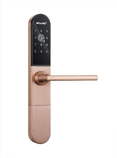 Cerraduras biométricas Huella digital Cerradura electrónica ...