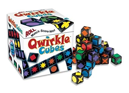 MindWare - Jeu Qwirkle Cubes - Version Multilngue (Franà...