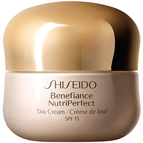 Shiseido Benefiance NutriPerfect Day Cream SPF 15 50ml - Pack of 6