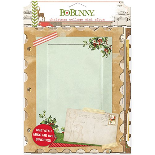 Bo Bunny - Christmas Collage Mini Album