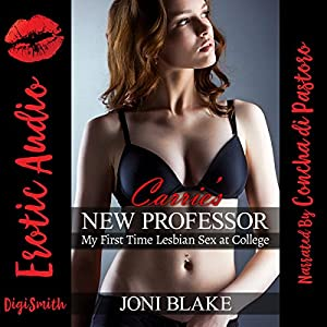 Carrie's New Professor Audiobook