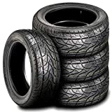 305/45R22 Tires - Set of 4 (FOUR) Fullway HS288 Touring All-Season Radial Tires-305/45R22 118V XL