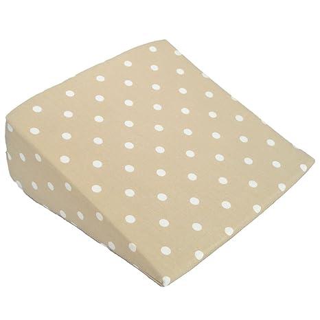 Amazon.com: Cuddles – Cojín de cuña almohada (Crema ...