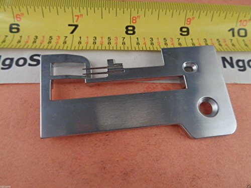 NGOSEW NEEDLE PLATE 4 THREAD BROTHER SERGER OVERLOCK SEWING MACHINE 929D,1034D 2034D 1034DAV #XB0306001