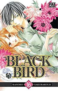 Black Bird, tome 16 par Kanoko Sakurakouji
