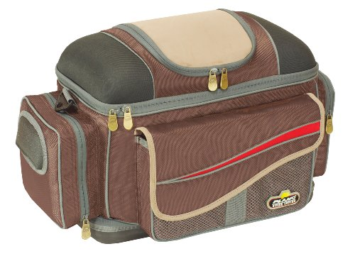 Plano Guide Series Bag with Four 3750 Stowaways (Orange/Grey, - Guide Bag Series