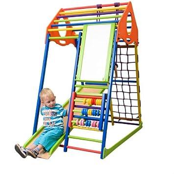 e70546f880acdb Centre d activités pour Enfants ˝Kindwood-Color-Plus˝ Enfants Maison ...
