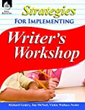 img - for Strategies for Implementing Writer's Workshop (Professional Resources) book / textbook / text book