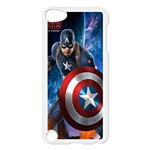 GTROCG Avengers Age of Ultron 2 Phone Case For Ipod Touch 5 [Pattern-6]