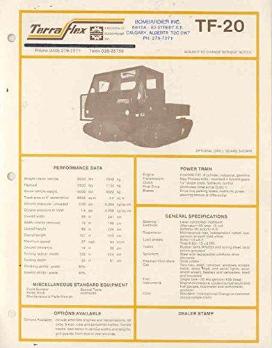 1988-bombardier-terra-flex-crawler-tractor-brochure