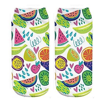 NANAYOUPIN Yoga Calcetines 5 Pares de nuevos Calcetines ...
