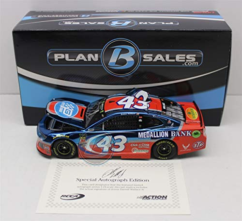 Lionel Racing Bubba Wallace Autographed 2018 Petty