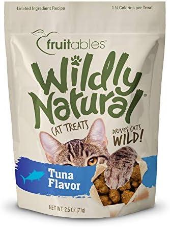 Fruitables 6211 CAT Treats, 2.5 oz