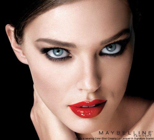 Maybelline New York Color Sensational Color Elixir Lip Color, Caviar Couture, 0.17 Fluid Ounce
