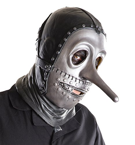 UHC Chris Fehn Slipknot Gray Chapter Tour Halloween Costume Mask