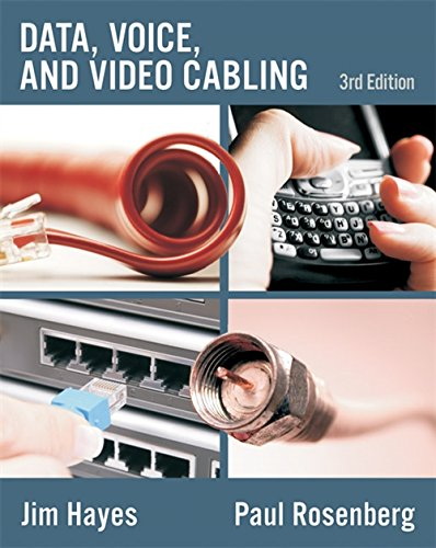 Pdf Home Data, Voice and Video Cabling