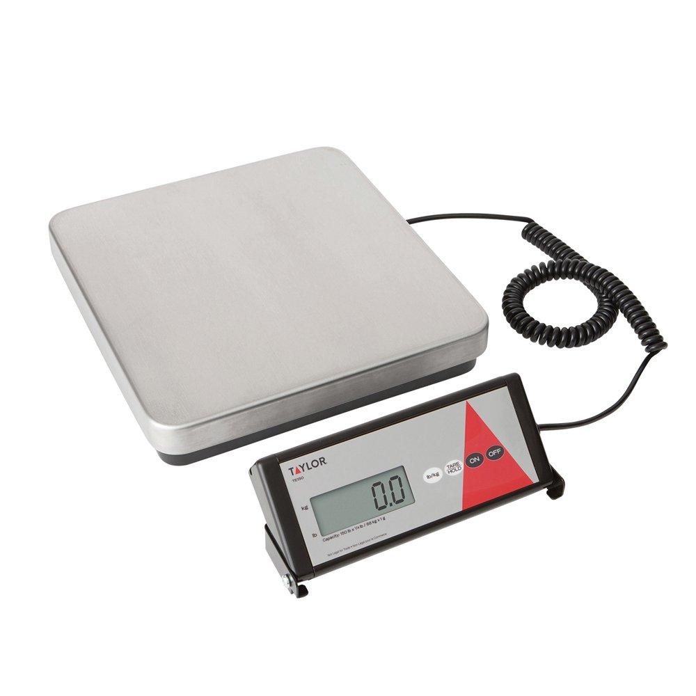 Taylor TE150 Digital Receiving Scale 150LB