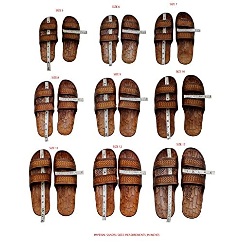 23adbe966 80%OFF Hawaii Brown or Black Jesus sandal Slipper for Men Women and Teen  Classic