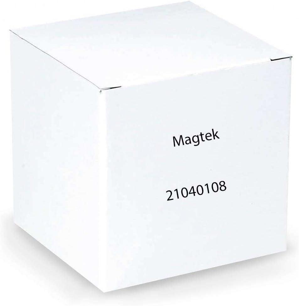 100070 Standard 21040140 USB 21-21040102 3-track MagTek Mini Swipe Card Reader USB HID Black Black, 3-track, Standard, single head, incl.: cable