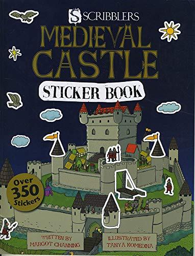 (Medieval Castle Sticker Book (Scribblers Fun)