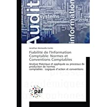 FIABILITE DE LINFORMATION COMPTABLE  NORMES