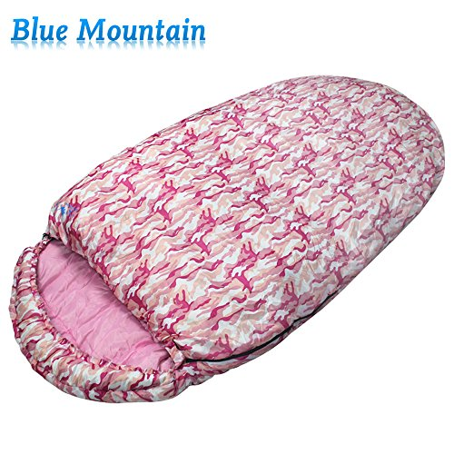 Blue Mountain Egg Shaped Lightweight Waterproof product image